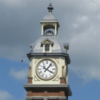 Peterborough Clock Tower