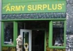 Sarges Army Surplus